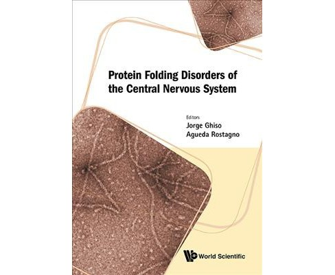 Protein Folding Disorders of the Central Nervous System -  (Hardcover) - image 1 of 1