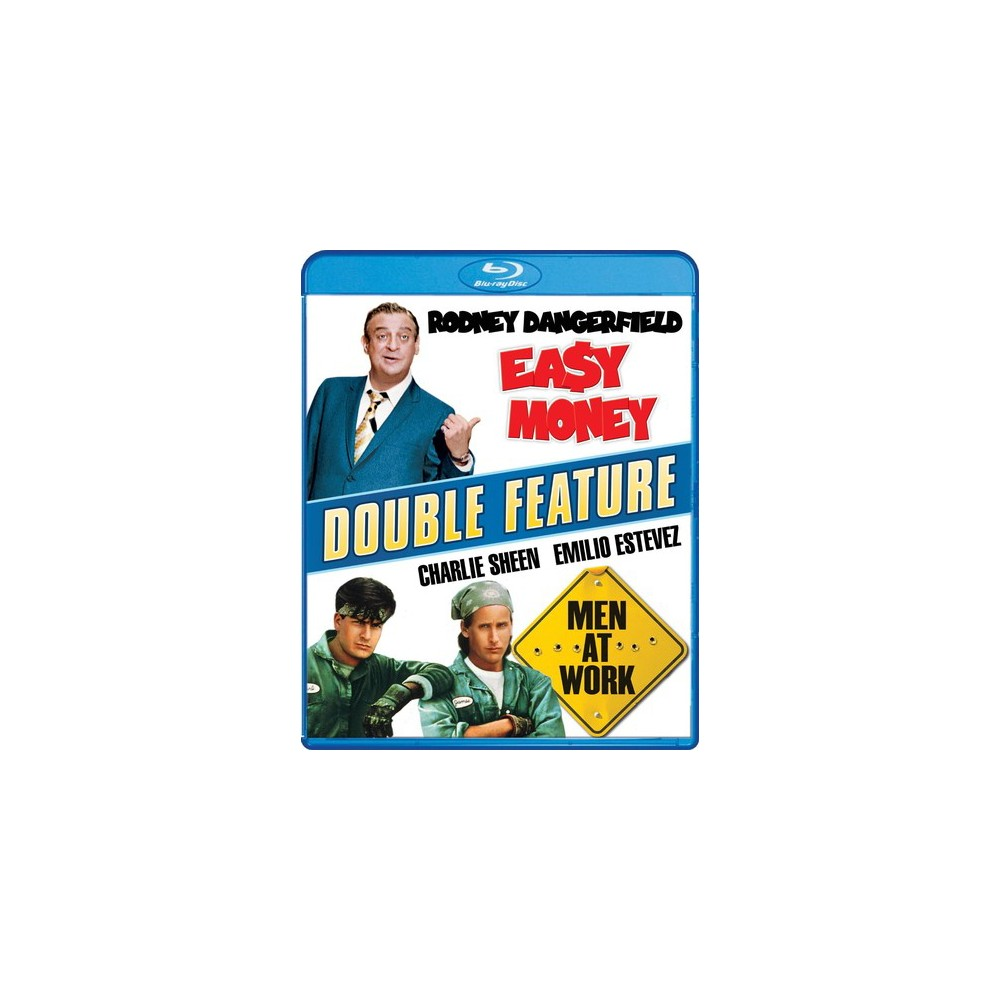 Easy Money/Men At Work (Blu-ray)
