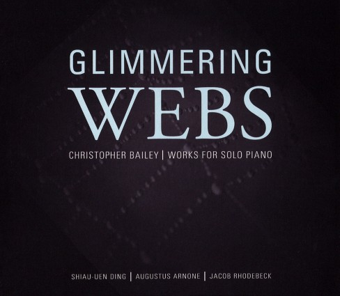 Christopher bailey - Bailey:Glimmering webs (CD) - image 1 of 1