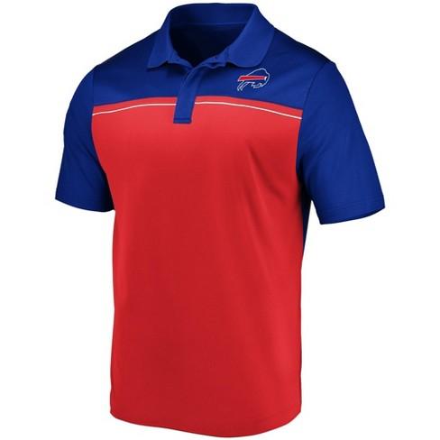 best service 2984a 1b1b4 NFL Buffalo Bills Men's Spectacular Polo T-Shirt
