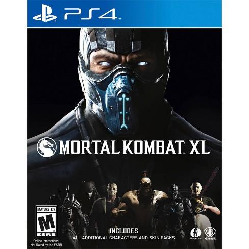 Mortal Kombat XL - PlayStation 4 - image 1 of 4