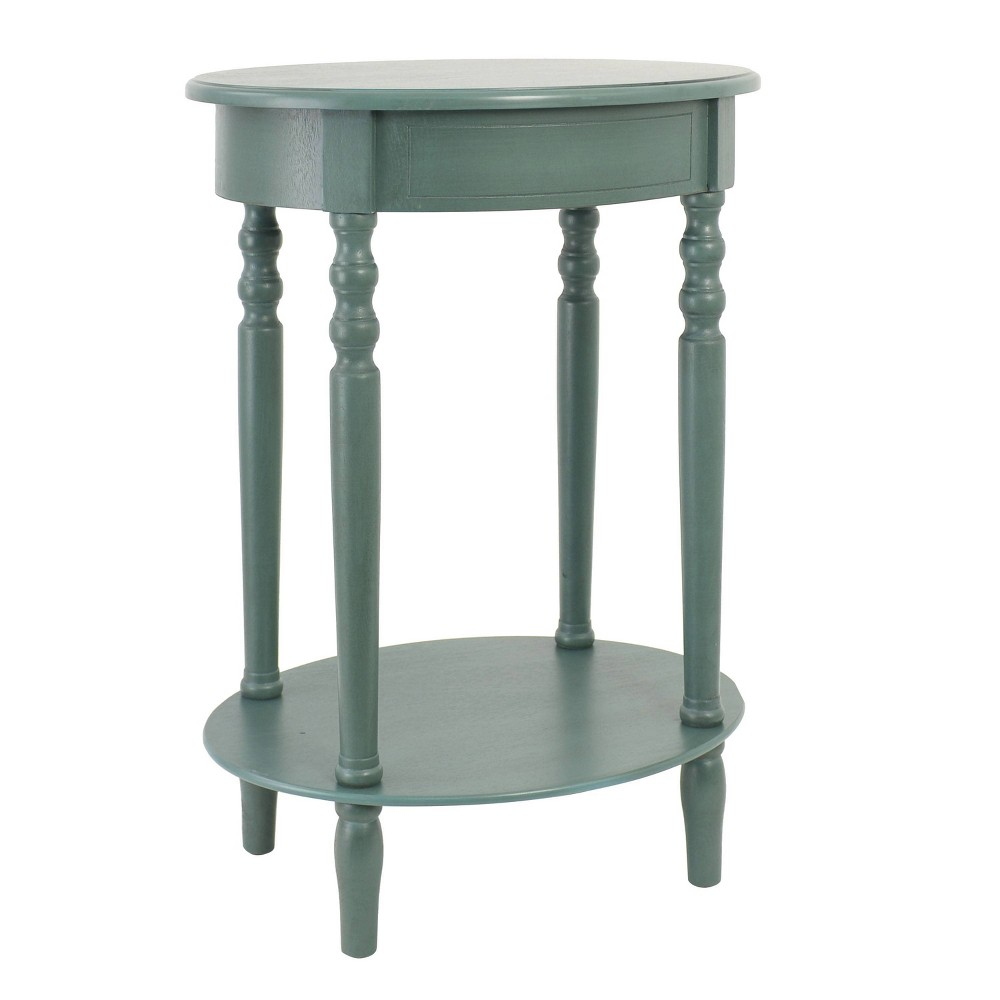 Cheap Simplify Oval Accent Table  - Décor Therapy