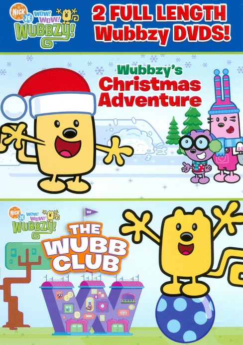 Wow Wow Wubbzy:Christmas (DVD) - image 1 of 1