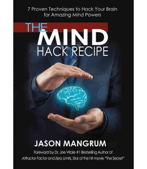 Mind Hack Recipe : 7 Proven Techniques to Hack Your Brain for Amazing Mind Powers (Paperback) (Jason - image 1 of 1