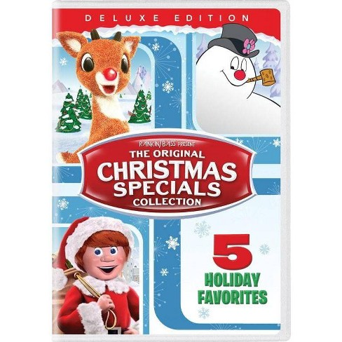 The Original Christmas Specials Collection (DVD) - image 1 of 1