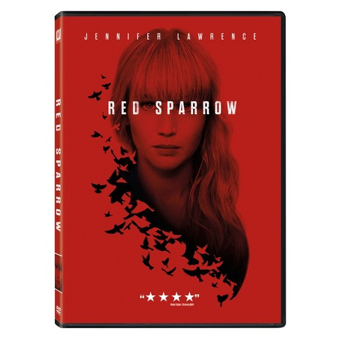 RED SPARROW (DVD) - image 1 of 1