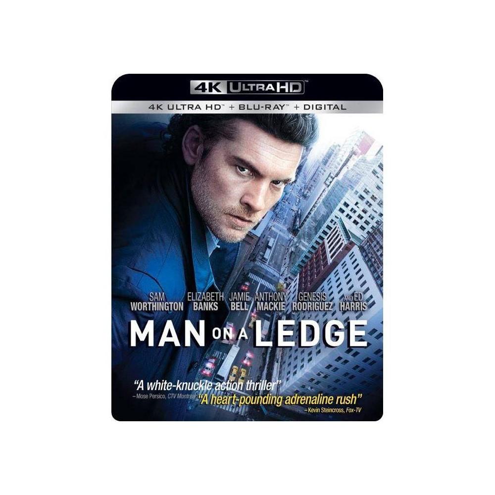 Man On A Ledge 4k Uhd 2019