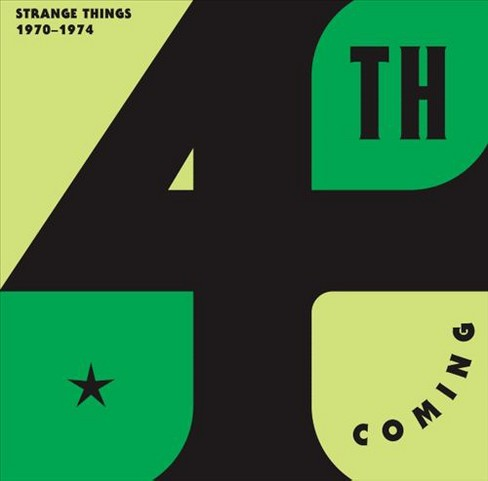 4th coming - Strange things:Complete works 1970-19 (CD) - image 1 of 1