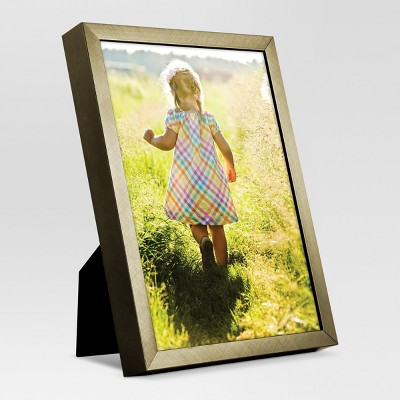 Metal Single Image Frame 5x7 - Gold - Project 62™
