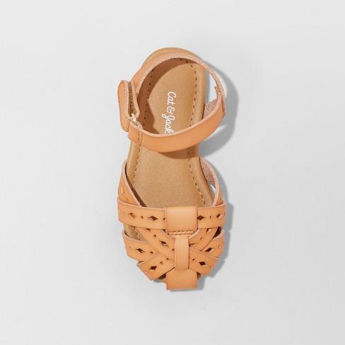 891707561c1f2 Toddler Girls' Elysia Huarache Sandals - Cat & Jack™. Shop all Cat & Jack