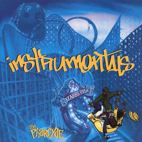Pharcyde - Bizarre ride ii the pharcyde instrume (Vinyl) - image 1 of 1