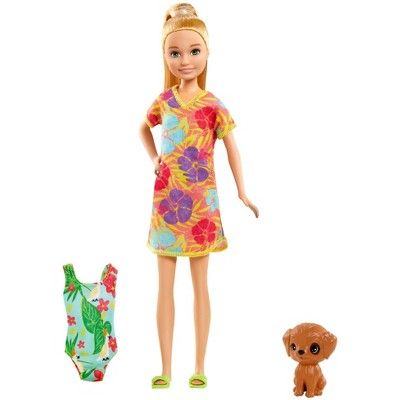 ​Barbie and Chelsea the Lost Birthday - Stacie Doll & Pet