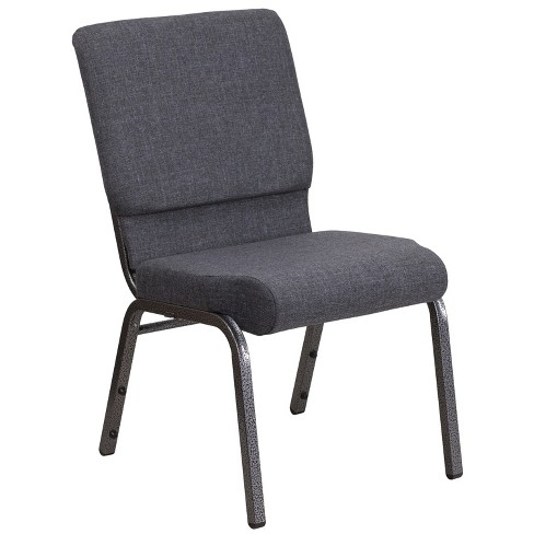 Fabric Church Chair - Riverstone Furniture Collection - image 1 of 4