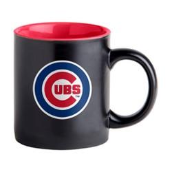 MLB Black Matte Mug
