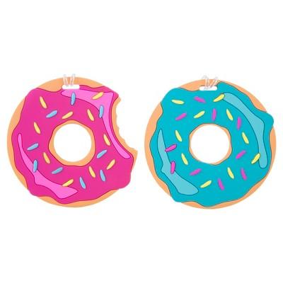 Travelon Tween Novelty Luggage Tag - Donut