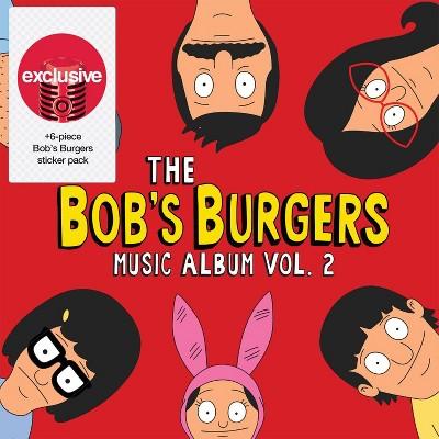 Bob's Burgers - Music Album Vol. 2 (Target Exclusive, CD)