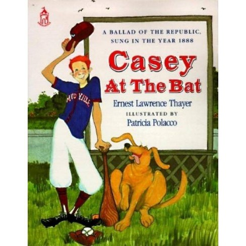 Casey at the Bat - by  Ernest L Thayer (Paperback) - image 1 of 1