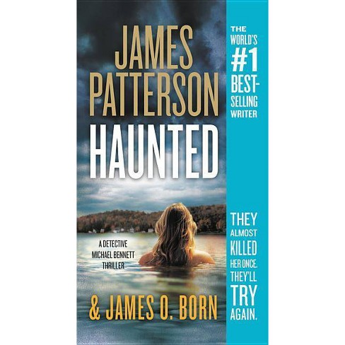 Haunted -  (Michael Bennett) by James Patterson & James O. Born (Paperback) - image 1 of 1