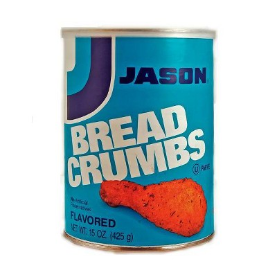Jason Flavored Bread Crumbs 15oz