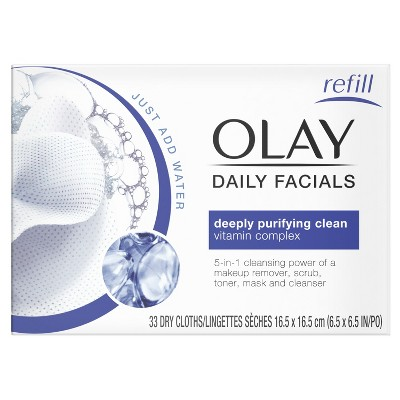 Olay Daily Facials Deeply Purifying Clean