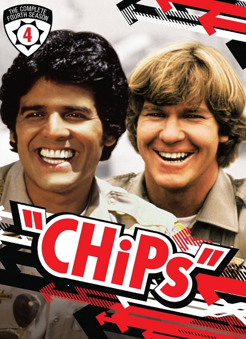 Chips:Complete Fourth Season (DVD) - image 1 of 1