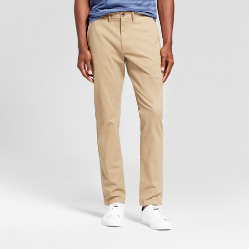 Men's Slim Fit Hennepin Chino Pants - Goodfellow & Co™ - image 1 of 3