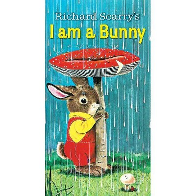 I Am a Bunny (Board Book) (Ole Risom)