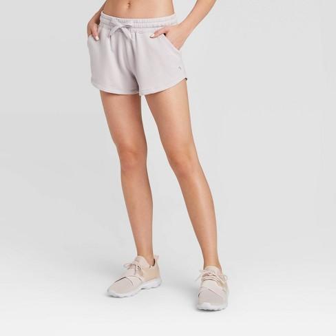 Women's Airen Shorts - JoyLab™ Stone Gray - image 1 of 2