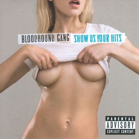 Bloodhound gang - Icon:Bloodhound gang [Explicit Lyrics] (CD) - image 1 of 1