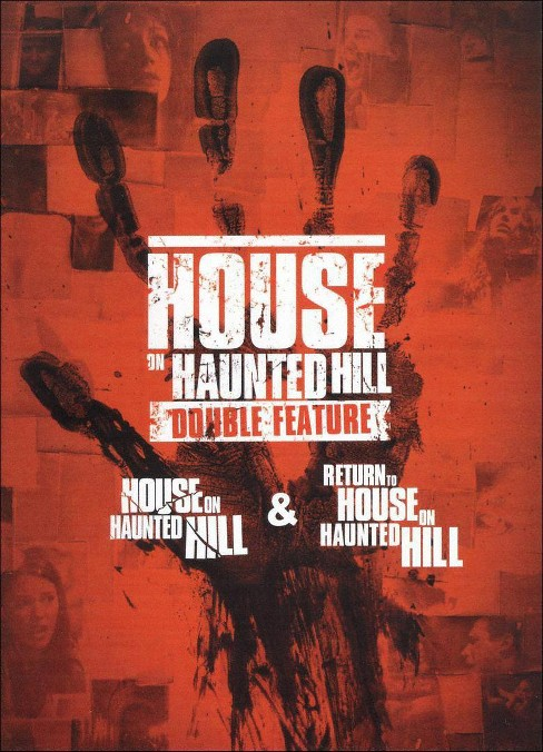 House on haunted hill film collection (DVD) - image 1 of 1