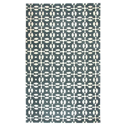 Rizzy Home Opus Collection 100% Wool Hand-Tufted Area Rug - image 1 of 4