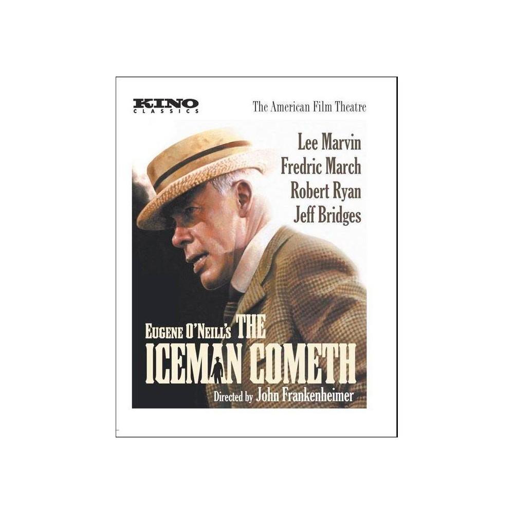 The Iceman Cometh Blu Ray