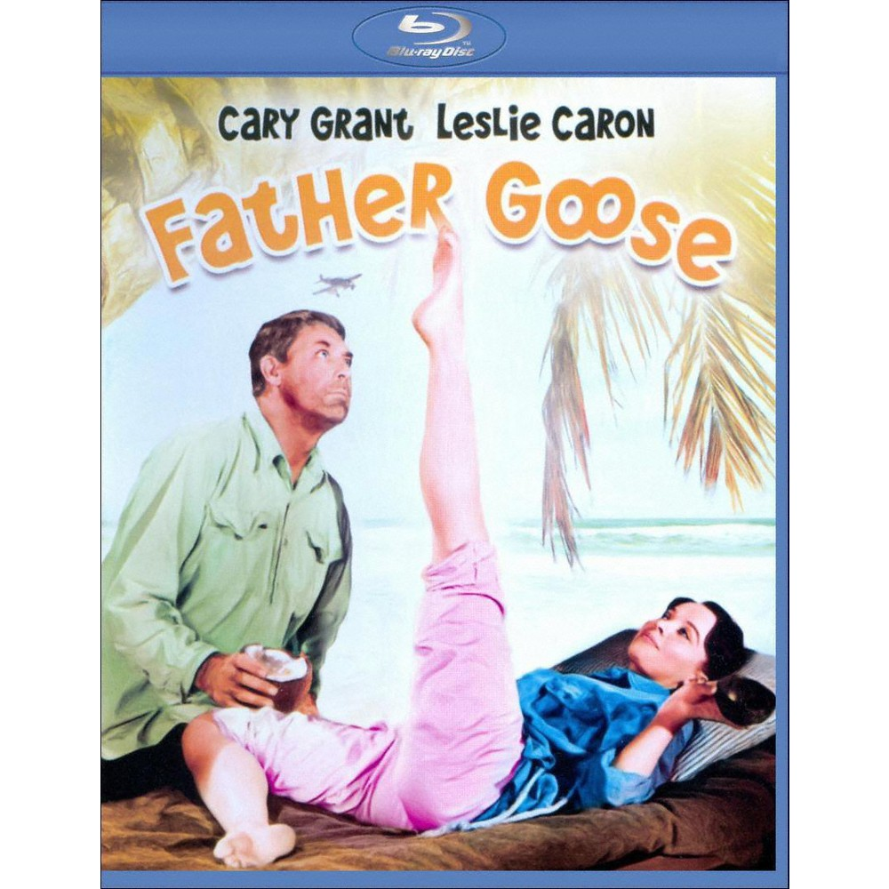 Father Goose (Blu-ray), Movies
