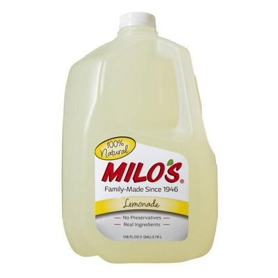 Milo's Lemonade - 1gal