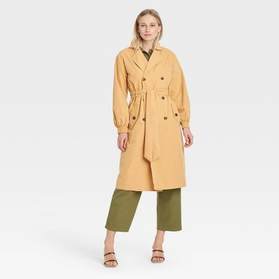Women's Trench Coat - Who What Wear™ Beige