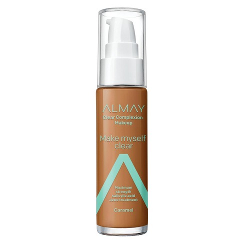 Almay Clear Complexion Makeup Tan Shades - 1oz - image 1 of 1