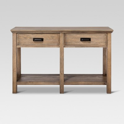 Gilford Console Table Gray - Threshold™