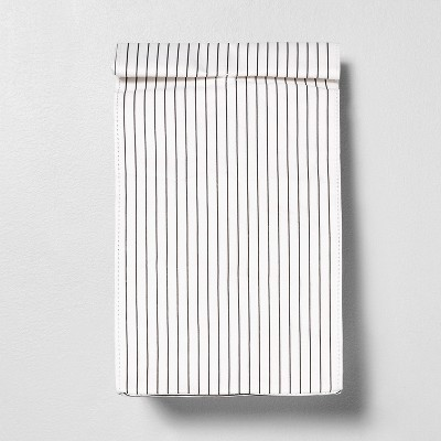Lunch Bag White / Black Stripe - Hearth & Hand™ with Magnolia