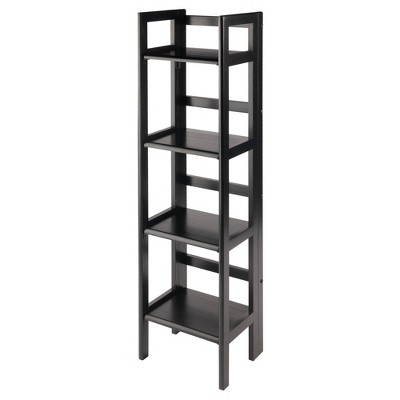 "51.34"" Terry Folding Bookcase - Winsome"