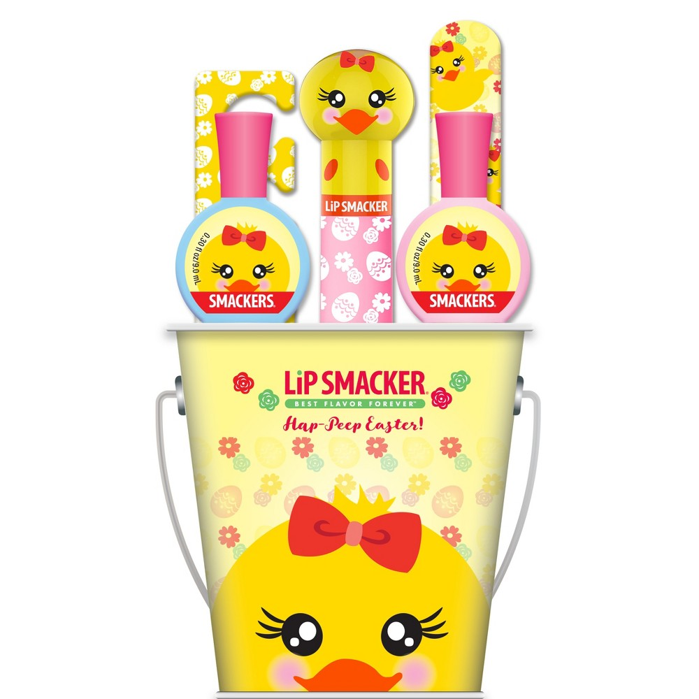 Image of Lip Smacker Easter Bucket, Chick 6ct