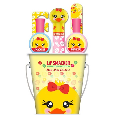 Lip Smacker Easter Bucket, Chick 6ct - image 1 of 1