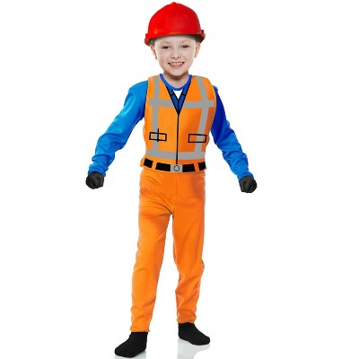 Charades The Builder Child Costume