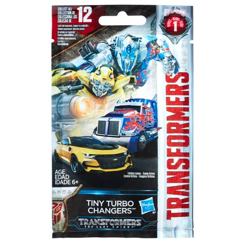Transformers: The Last Knight Tiny Turbo Changers Series 1 Blind Bag - image 1 of 8