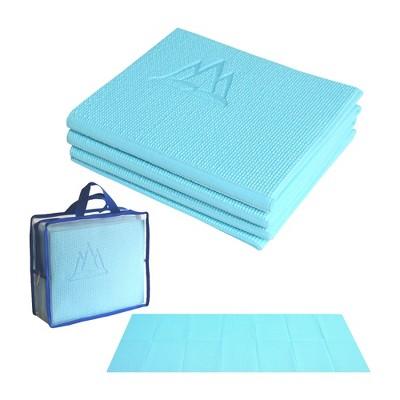 Khataland YoFoMat Yoga Mat - Sky Blue (6mm)