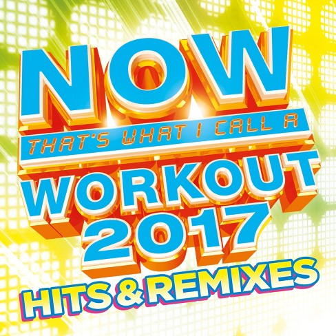 SC VARIOUS ARTISTS NOW WORKOUT HITS & REMIXES - image 1 of 1