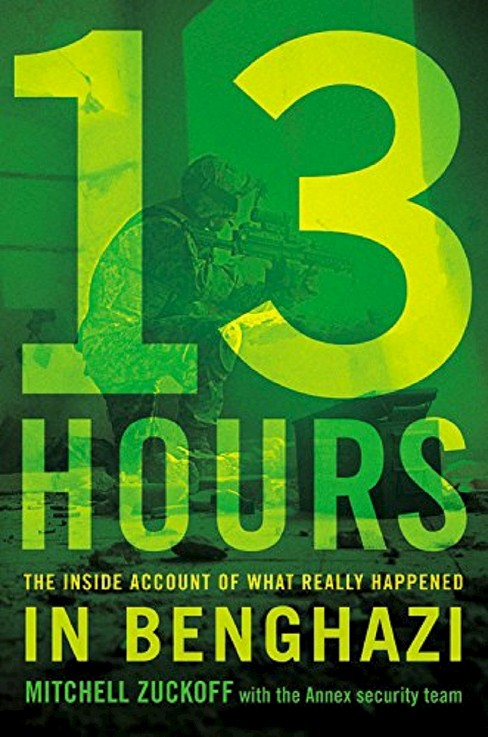 13 Hours (Hardcover) (Mitchell Zuckoff) - image 1 of 1