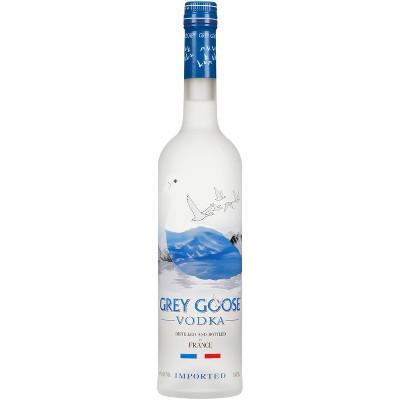 Grey Goose Vodka - 750ml Bottle