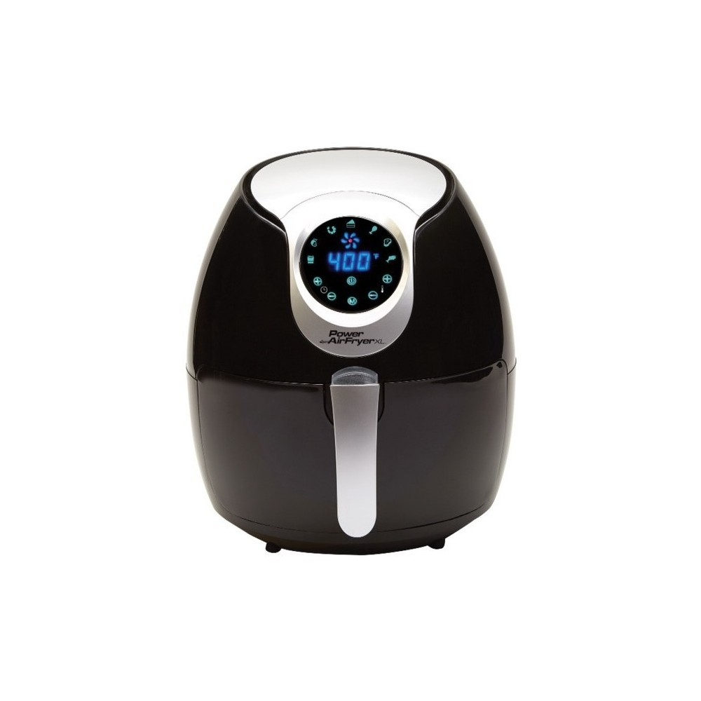 As Seen on TV 5.3qt Digital Power Air Fryer XL, Black 52533007