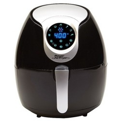 As Seen on TV 5.3qt Digital Power Air Fryer XL