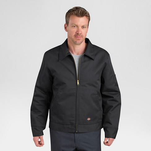 Dickies Men's Big & Tall Twill Insulated Eisenhower Jacket - image 1 of 3